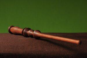 Jatoba houten toverstaf