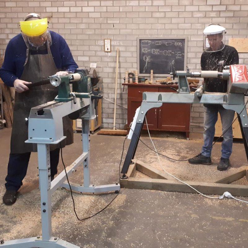 Dagworkshop houtdraaien bij Peter Peer